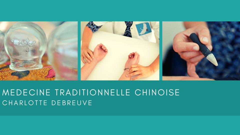 Charlotte Debreuve - médecine traditionnelle chinoise